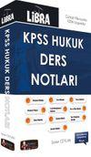 2016 KPSS A Grubu Libra Hukuk Ders Notları