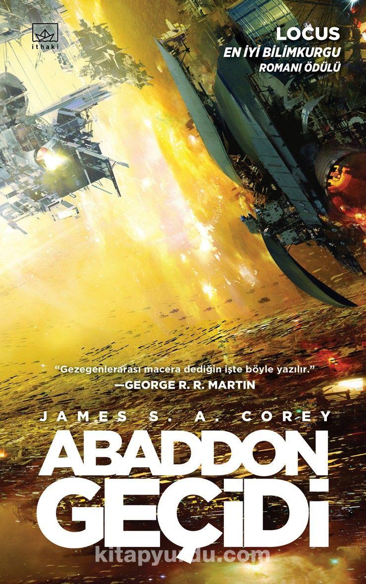 Abaddon Geçidi - James S. A. Corey pdf epub