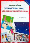 Malbuch Über Teilwaschung Gebet Und Heilige Nachte Im İslam ( Büyük Boy Abdest Kandil Gece)
