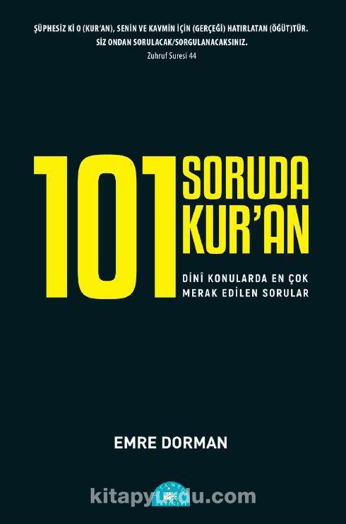 101 Soruda Kur'an PDF Kitap İndir