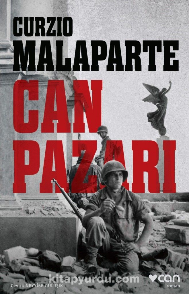 Can Pazarı - Curzio Malaparte pdf epub