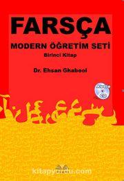 Farsça Modern Öğretim Seti Birinci Kitap (Kitap+Cd)
