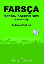 Farsça Modern Öğretim Seti Dördüncü Kitap (Kitap+Cd)