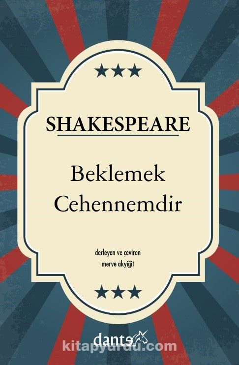 Beklemek Cehennemdir - William Shakespeare pdf epub