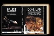 Faust - Don Juan (Türkçe Almanca İki Kitap Birarada)