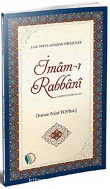 İmam-ı Rabbani (r.a.) - Osman Nuri Topbaş pdf epub