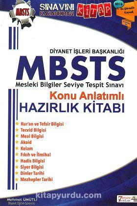 2016 MBSTS Konu Anlatımlı Hazırlık Kitabı