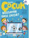 Çamlıca Çocuk Dergisi Sayı 57 (Şubat 2021)