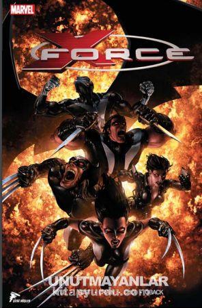 X Force 3 - Unutmayanlar - Craig Kyle pdf epub