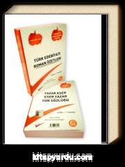 Türk Edebiyatı Roman Özetleri & Yazar Eser - Eser Yazar Tür Sözlüğü (Tek Kitap)