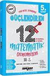 5. Sınıf Güçlendiren Matematik 12 Deneme Sınavı