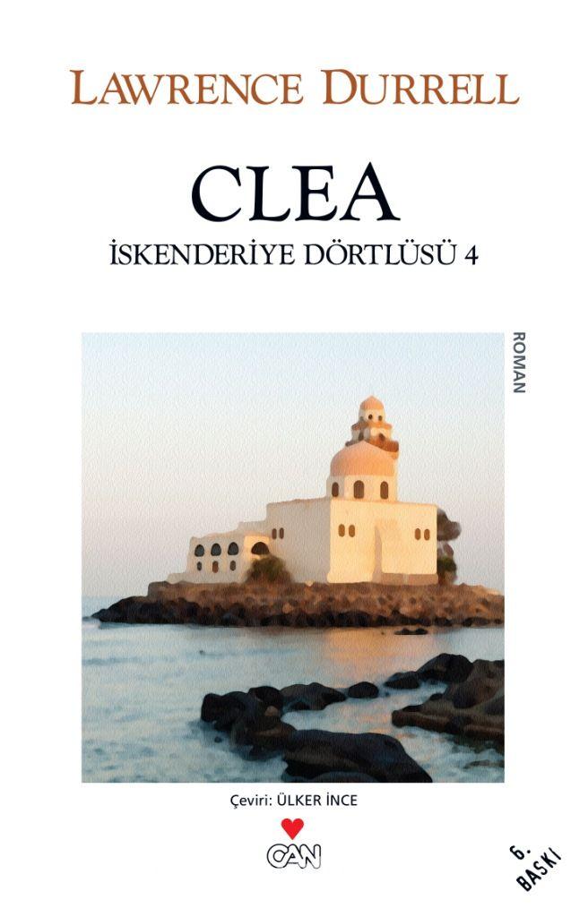 Clea /İskenderiye Dörtlüsü 4 - Lawrence Durrell pdf epub