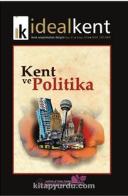 İdeal Kent Kent Araştırmaları Dergisi Sayı:12 Nisan 2014