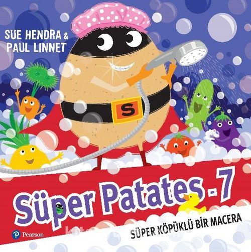 Süper Patates 7 / Süper Köpüklü Bir Macera Ekitap İndir | PDF | ePub | Mobi