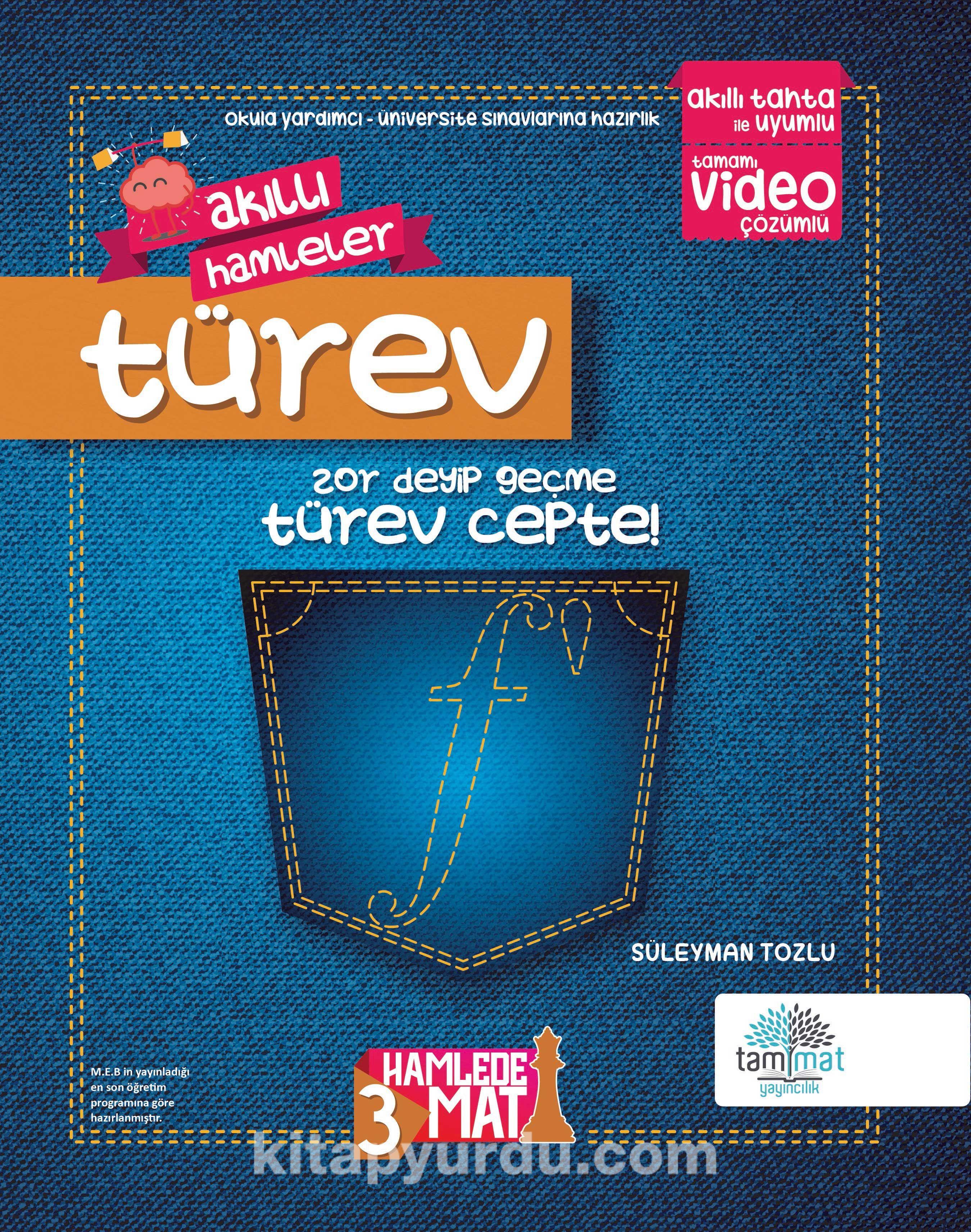 Türev - Süleyman Tozlu pdf epub