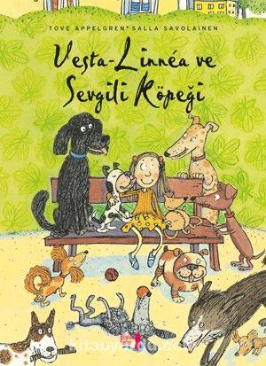 Vesta-Linnea ve Sevgili Köpeği - Tove Appelgren pdf epub