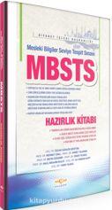 MBSTS Mesleki Bilgiler Seviye Tespit Sınavı Hazırlık Kitabı
