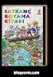 Satranç Boyama Kitabı Ozan çapan Kitapyurducom