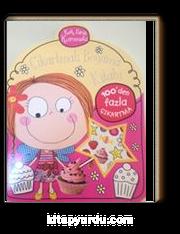 Kek Perisi Karamela çıkartmalı Boyama Kitabı Indir Pdf Mobi Kindle