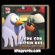 Limon ile Zeytin / Çok Çok Kızgın Kuş Çizgi Film Hikaye Kitabı