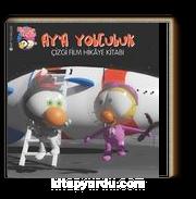 Limon ile Zeytin / Ay'a Yolculuk Çizgi Film Hikaye Kitabı