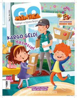 minikaGO Aylık Çocuk Dergisi Sayı: 51 Mart 2021