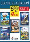 Çocuk Klasikleri (5 Al 4 Öde) Set 2