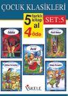 Çocuk Klasikleri (5 Al 4 Öde) Set 5
