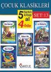 Çocuk Klasikleri (5 Al 4 Öde) Set 13