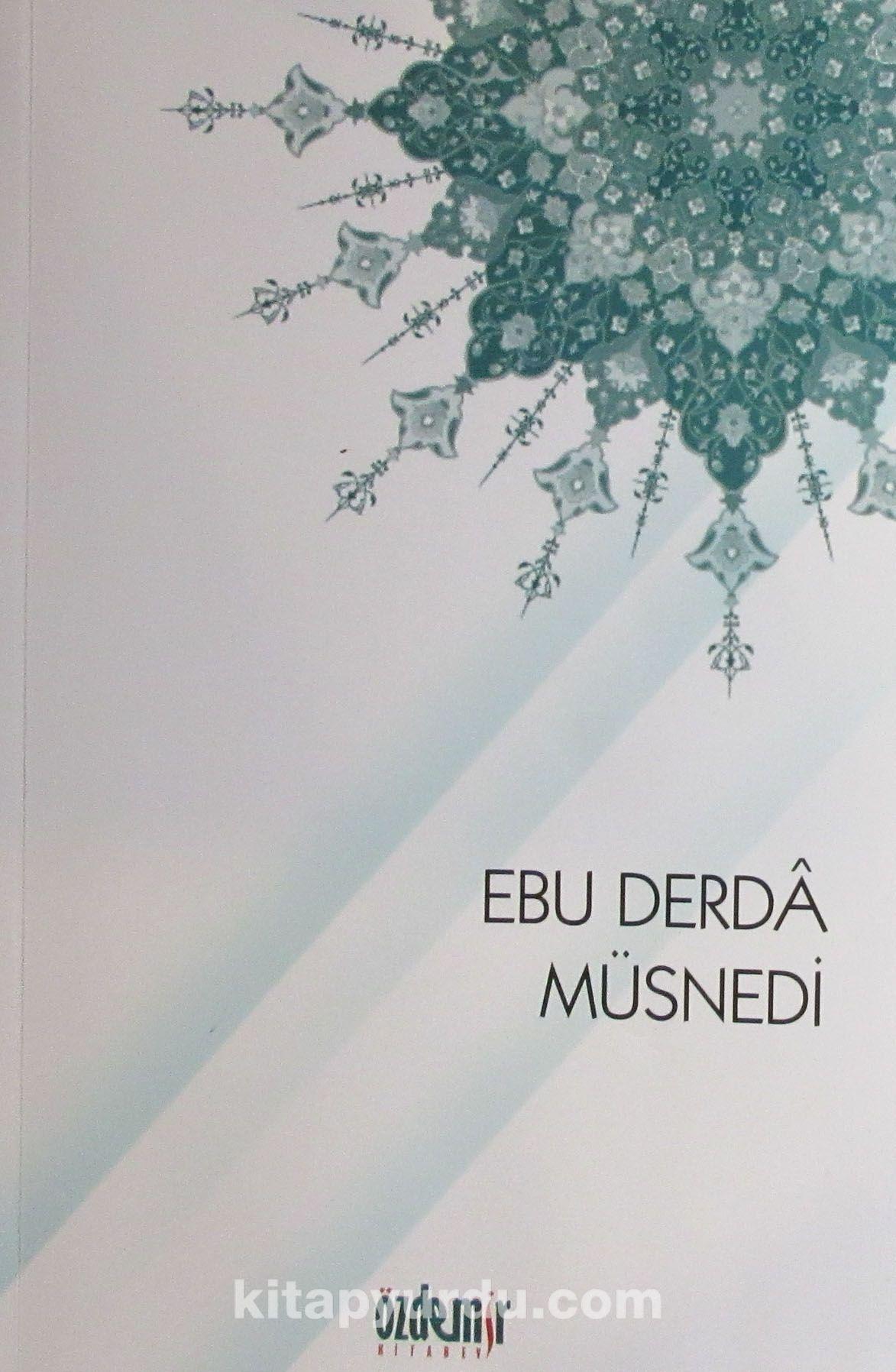 Ebu Derda Müsnedi -  pdf epub