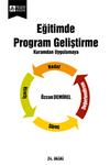 Eğitimde Program Geliştirme / Prof. Özcan Demirel