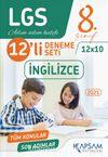 2021 LGS İngilizce 12'li Deneme