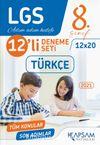 2021 LGS Türkçe 12'li Deneme