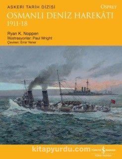Osmanlı Deniz Harekatı 1911-18