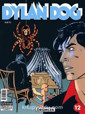 Dylan Dog Sayı:12 / Örümcek - Gianfranco Manfredi pdf epub