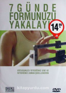 7 Günde Formunuzu Yakalayın (DVD)