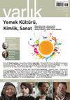Varlık Edebiyat ve Kültür Dergisi: Sayı:1363 Nisan 2021