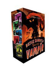 Beyaz Kanatlı Vampir Seti (5 Kitap Kutulu)