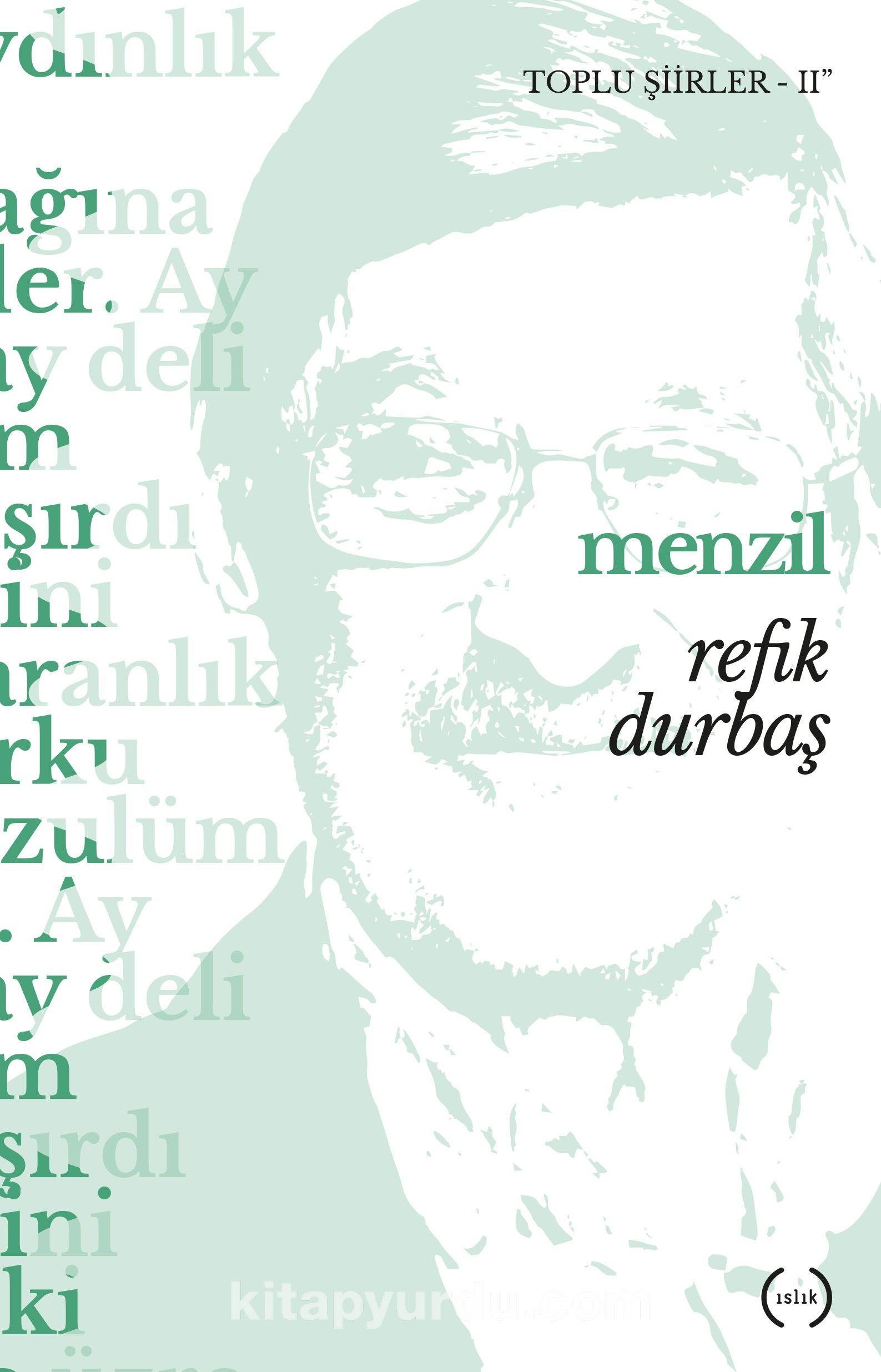 Menzil / Toplu Şiirler 2