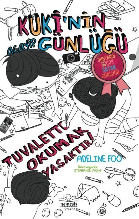 Kuki'nin Acayip Günlüğü3,5 / Tuvalette Okumak Yasaktır!