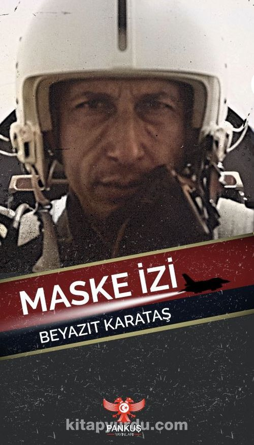 Maske İzi - Beyazıt Karataş | kitapyurdu.com
