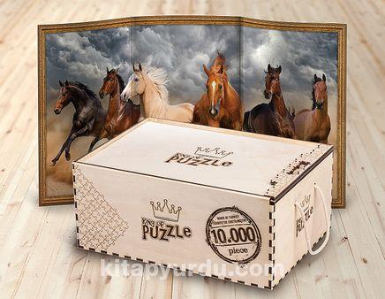Çöl Atları 10.000 Parça (10M-100-HV)