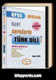2016 KPSS ÖABT Sorularla Türk Dili