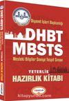 DHBT MBSTS Yeterlik Hazırlık Kitabı