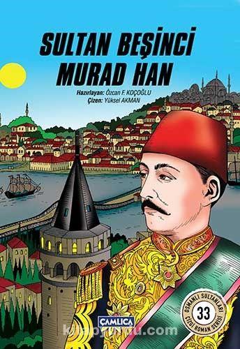 Sultan Beşinci Murad Han (Çizgi Roman) -  pdf epub