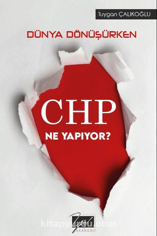 Dünya Dönüşürken CHP Ne Yapıyor? Ekitap İndir | PDF | ePub | Mobi