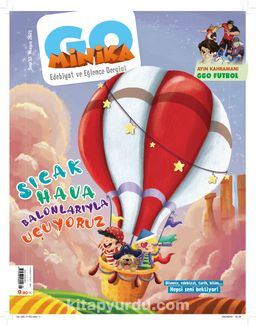 minikaGO Aylık Çocuk Dergisi Sayı: 53 Mayıs 2021