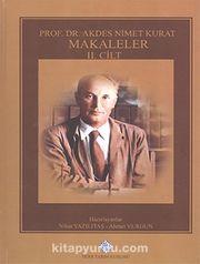 Prof. Dr. Akdes Nimet Kurat Makaleler (3 Cilt Takım)