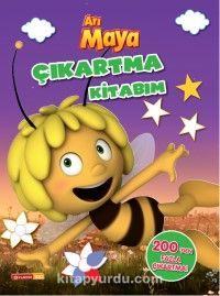 Arı Maya Çıkartma Kitabım