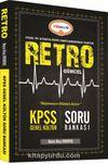 2016 KPSS Retro Genel Kültür Soru Bankası